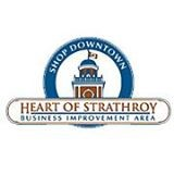Logo for Welcome to Downtown Strathroy